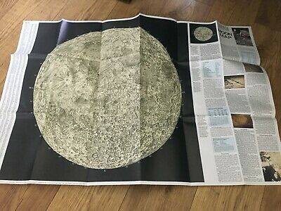 Moon Map The Scientific Importance of The Moon
