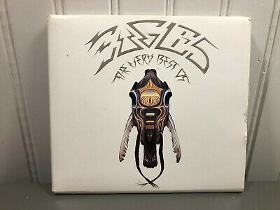 The Very Best of The Eagles 2 CD Set + Booklet