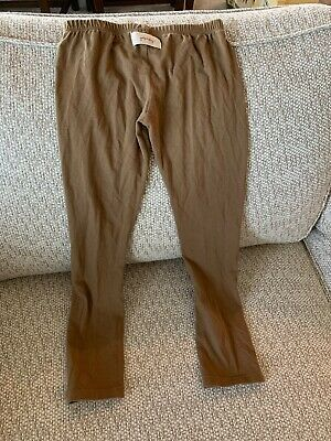 Persnickety Brown Leggings Size 8 ( Tag Says 10 But Run Small)