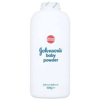 Johnsons Baby Powder Talc 500g Clinically Proven Mildness