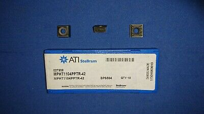 Inserts MPHT1104PPTR-42 SP6564 Stellram