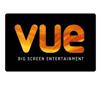 2x Vue cinema tickets redeem codes (No booking fees and Instant delivery)