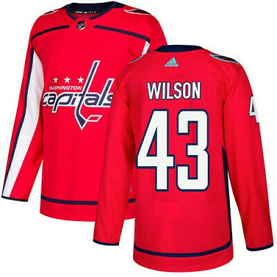 wholesale dealer 28af4 067c1 TOM WILSON WASHINGTON Capitals Jersey Size 52 Red NWT Fast ...