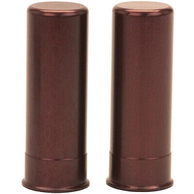Azoom Snap Caps / Dummy Rounds for 12 Gauge Shotgun - 2 Pack