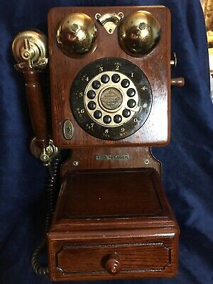 Thomas Museum Series, Vintage Replica Antique Wall Phone