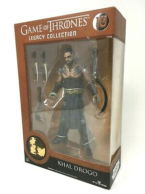 "Khal Drogo Game of Thrones Legacy Collection 5/"" Action Figure #10 Funko 2014"