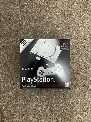 Sony PlayStation Classic Mini Console PS1