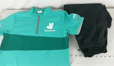 Deliveroo Kit - Medium Trousers , medium Top