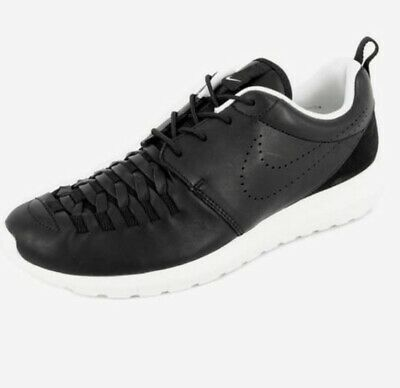 Nike Roshe Woven Leather Runners Size US 7 (women's 8.5-9 )-Excellent Conditon