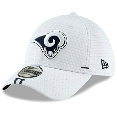 Los Angeles Rams New Era 2019 NFL Training Camp Official 9TWENTY Adjust Hat