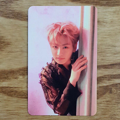 Jungkook Official Photocard BTS Love Yourself Answer E Version Genuine Kpop