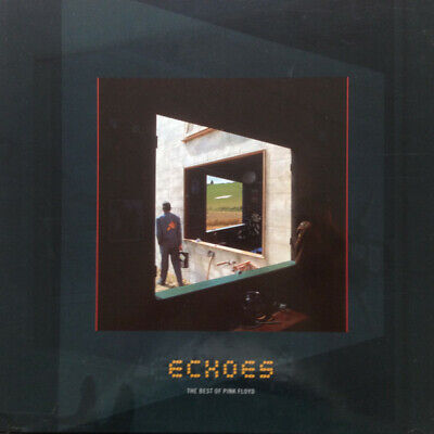 Pink Floyd – Echoes (The Best Of Pink Floyd)-4 LP-Gently Pre-Owned