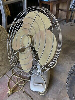 Vintage Retro Desk Fan