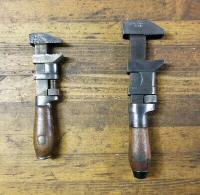 NOS VINTAGE RED Strap Wrench Chicago Specialty MFG Co