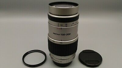 * Exc+++++ * PENTAX SMC Pentax-FA 100-300mm F4.7-5.8 Zoom Lens *Tested Working*