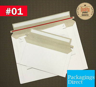 Card Mailer #01 160x230mm 300GSM Envelope - 01 C5 A5 Size Tough Bag Replacement