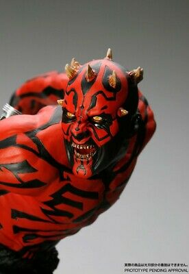 Darth Maul Kotobukiya ARTFX Statue Star Wars no Sideshow