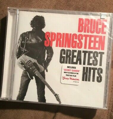 Bruce Springsteen - Greatest Hits [New CD] SEALED- 18 Songs