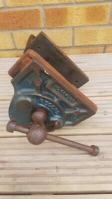 VINTAGE Record no-52 Joiners quick release vice Industrial