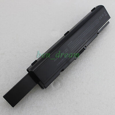 9Cell Battery For Toshiba Satellite PA3534U-1BRS A200 A300 A205 A305 A505 L505