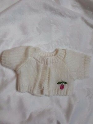 Briarberry Bear knit sweater