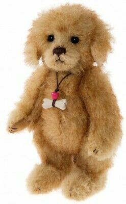 SPECIAL OFFER! Charlie Bears Minimo PAWS Dog (Limited to 1200) RRP £90