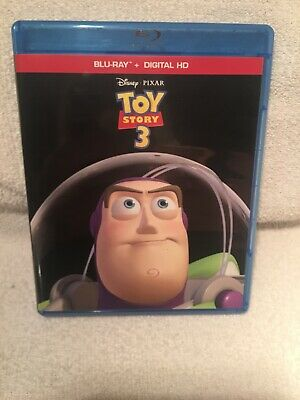Toy Story 3 (Blu-ray, 2-Disc Set)