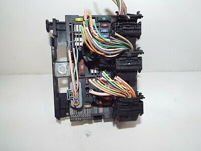 Peugeot J5 Fuse Box | Wiring Schematic Diagram - 45 ... on