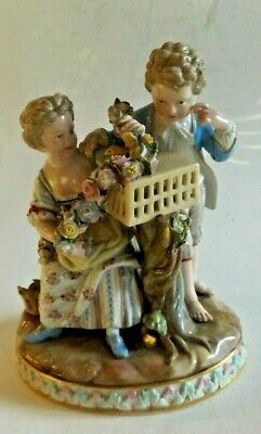 Antique 18th Century Meissen Figurine...Amazing