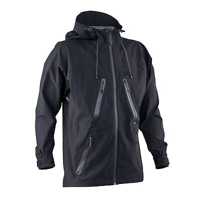 Cycling Jacket Race Face Agent Black Large