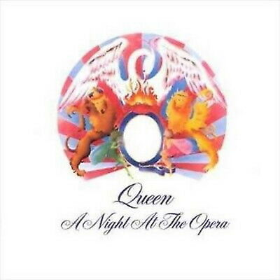 QUEEN A Night At the Opera 2 CD Digital remaster New Sealed + bonus EP Import