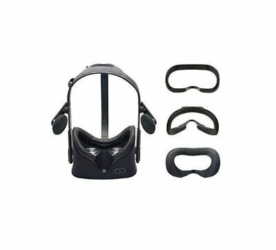 VR Cover Replacement Set Foam Pad for Oculus Rift Headset Vegan Leather washable