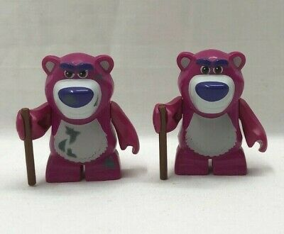 LEGO Disney Pixar Toy Story 7596 Lotso Mini figure New