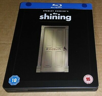 The Shining (Blu-ray) UK Limited Edition Steelbook