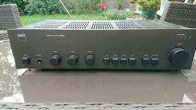 QUALITY NAD C320 BEE Stereo integrated Amplifier - £110 00   PicClick UK