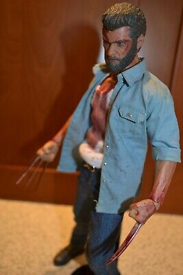 Logan Steel Wolf Bare Hands x8-1//6 Scale One Toys Action Figures