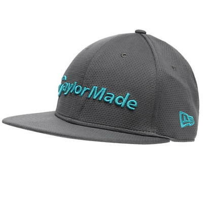 TaylorMade New Era 9Fifty Cap Mens - Grey - New w/Tags - Top Quality Brand