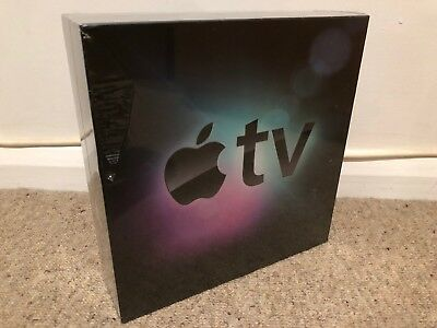 Rare & Collectable Sealed 1St Generation Apple Tv 40Gb Ma711Ll/A