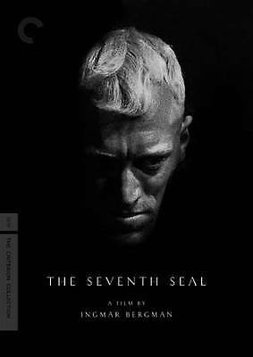The Seventh Seal (Blu-ray Disc, 2009, Criterion Collection Bergman Max von Sydow