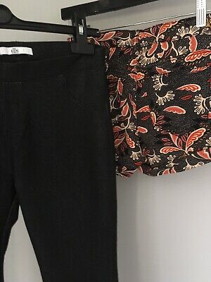 Girls Shorts & Trousers Skinny S items x2 fab condition