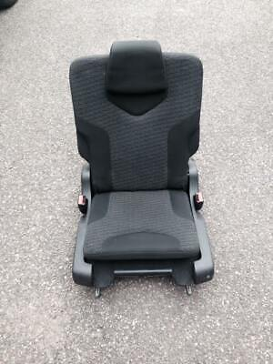 PEUGEOT 308 SW ESTATE 2008-2014 GENUINE 3RD ROW SEAT,6th EXTRA BOOT SEAT '