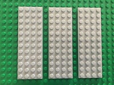LEGO Lot of One Traditional Light  Gray 4x12 Plate 10030 6289 6290 6289 10129