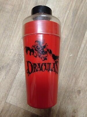 Dracula's cocktail shaker