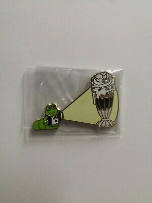 DSF BOOKWORM PTD PIN Traders Delight Disney Soda Fountain Toy Story 3 DSSH Worm