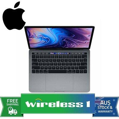 "Apple 13"" MacBookPro TouchBar 1.4GHz 8thGen i5 256GB SpaceGrey MUHP2X/A"
