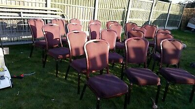 50 Banquet chairs