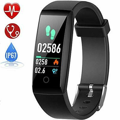 Smart Technic Fitness Tracker Orologio Braccialetto Pressione Sanguigna (E13)
