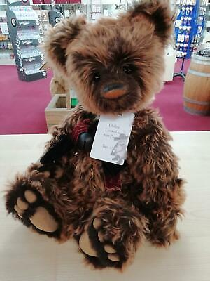 SPECIAL OFFER! Charlie Bears Isabelle Mohair DOLLOP No 122/400 (RRP £260)