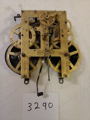 Antique Ingraham Gingerbread/ Parlor  Clock Movement