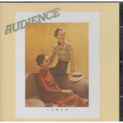 AUDIENCE (PROG) Lunch CD Europe Virgin 1990 10 Track (Cascd1054)